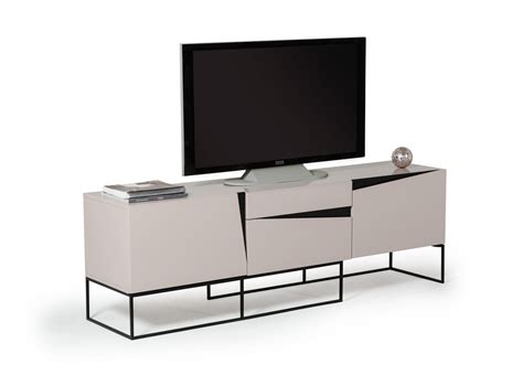 tv stands modern modrest modern grey gloss tv stand
