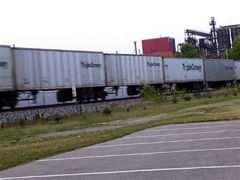 norfolk southern roadrailer freight wabash indiana
