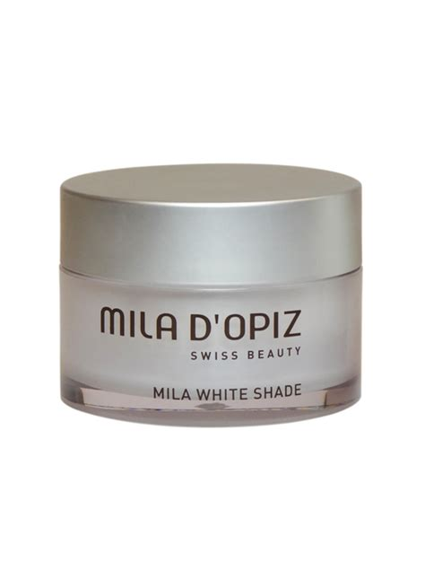 Mila D Opiz Skin Refine Repair mila white shade vision day 50ml swiss musk collection the of swiss perfume