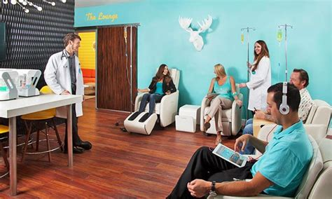 Detox Oxygen Bar by Wellness Injections And Iv Drips The Drip Room Groupon