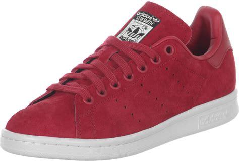 Adidas Stant Smit Formen adidas stan smith w schuhe rot