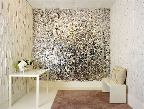 glitter wallpaper diy how to create a diy glitter accent wall the rustic willow