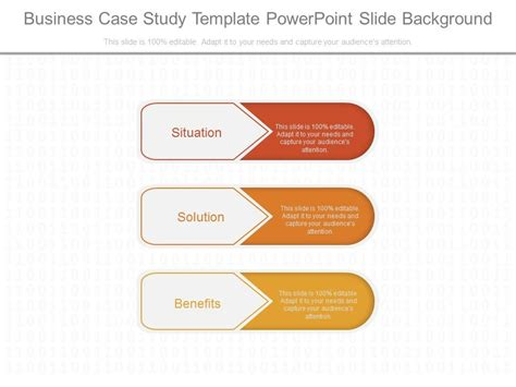 Business Case Study Template Powerpoint Slide Background Study Powerpoint Template