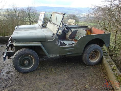 wwii ford jeep willys mb jeep 1942 ww2 ford gpw