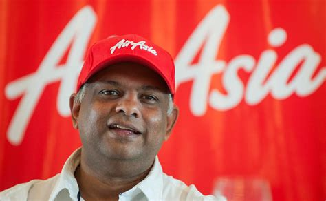 airasia owner air asia ceo tony fernandes is the newest voice navigator