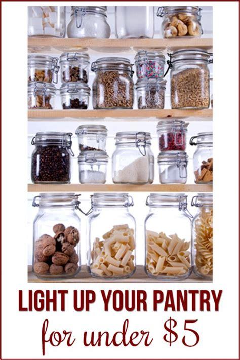 Pantry Light Sensor by How To Light A Small Closet Or Pantry Using A Motion Sensor