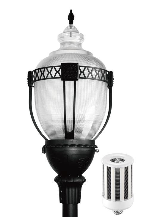 Led Post Light Fixture Led Post Top Light Fixtures Architectural Area Lighting Duke Light Co Ltd
