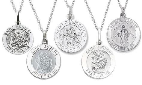 medallion pendant necklace groupon goods