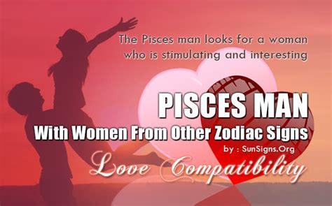 pisces in bed pisces man compatibility with women from other zodiac signs sun signs