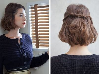 Model Rambut Ombak by 20 Cara Mengikat Rambut Yang Simple Dan Cantik