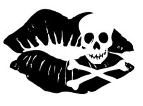 kiss of death tattooforaweek temporary tattoos largest