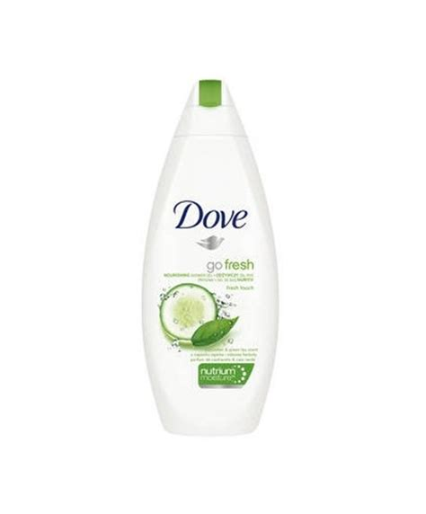 Dove Shower Gel by Dove Dove Go Fresh Shower Gel Fresh Touch Pakcosmetics