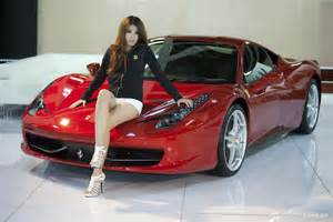 How Many Types Of Ferraris Are There Models At Klims 2010 Davie S