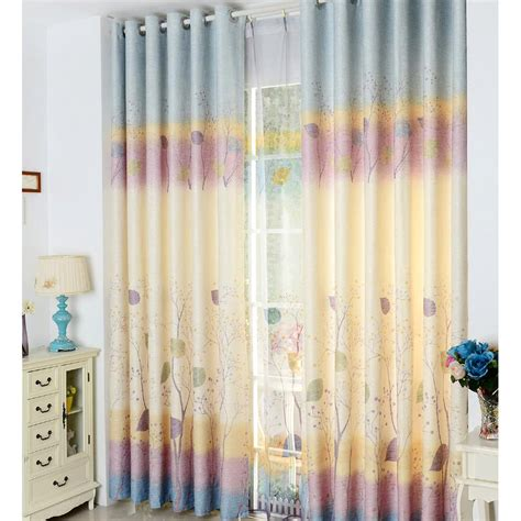 Country Decor Curtains by Modern 75 Blackout Country Decor Curtains