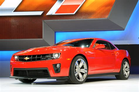 Strongest V8 Engine by Chevy Camaro Zl1 Strongest In History News About Technology