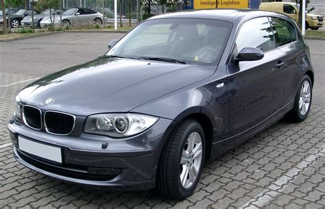 Bmw 1er E87 Wiki by File Bmw E87 Front 20080524 Jpg Wikimedia Commons
