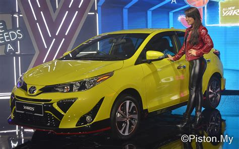 Toyota 2019 Malaysia by 8 Things You Should About The 2019 Toyota Yaris