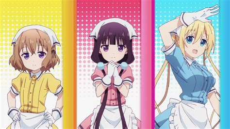 anime blend s first impressions blend s the lily garden