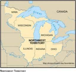 northwest map us history maps