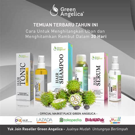 Minyak Kemiri Penghilang Uban green green penumbuh rambut
