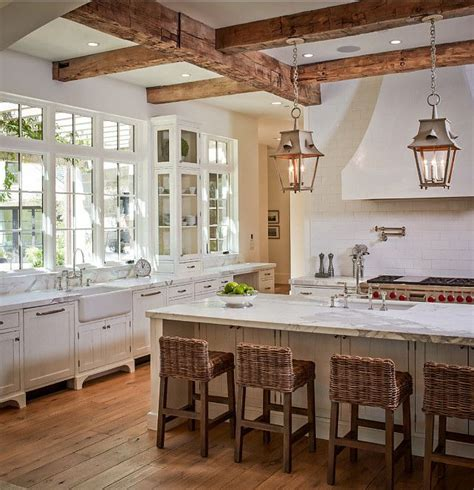 exposed ceiling beams exposed ceiling beams in kitchen rattan bar stools home