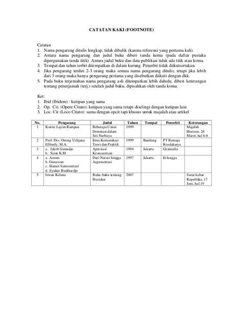 Daftar Coffee Toffee Sukabumi daftar pustaka kutipan dan catatan kaki madchocolate loak info