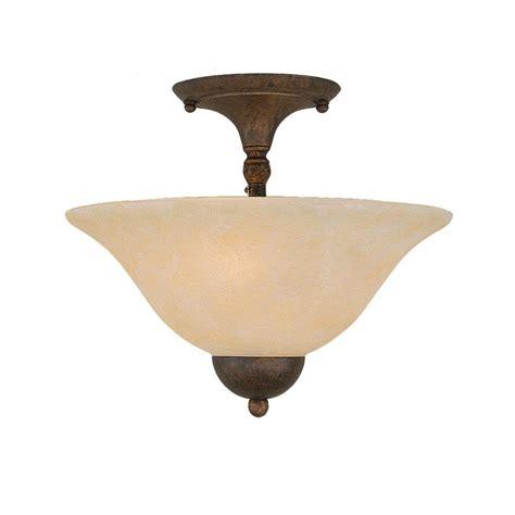 bronze semi flush mount light thomas lighting riva 3 light painted bronze ceiling semi