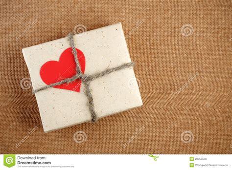 valentines day gift box stock photos image 23059553