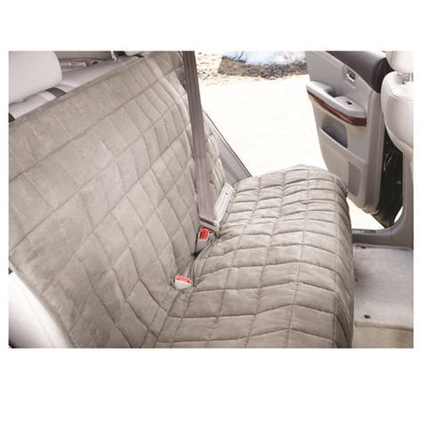 waterproof bench seat cover sure fit large waterproof auto bench seat car cover buy now