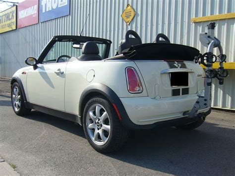 how to carry bikes on your mini cooper convertible
