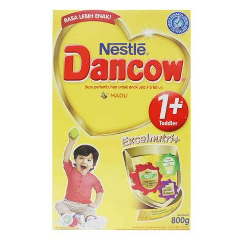 Dancow Advance Excelnutri 1 Madu 800gr dancow 1 madu 800gr
