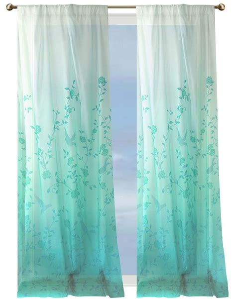 sheer curtains with birds drape over her crib bird sanctuary sheer curtains