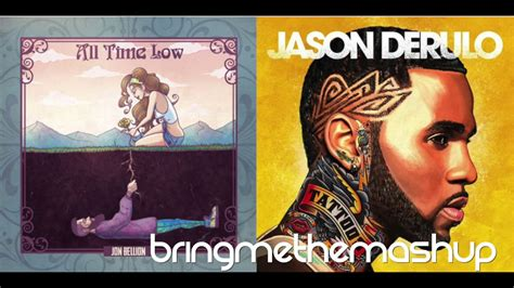 jason derulo jon bellion all time trumpets jon bellion vs jason derulo mashup