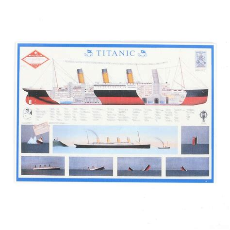 minimum world dolls house ms114 poster titanic online dolls house superstore
