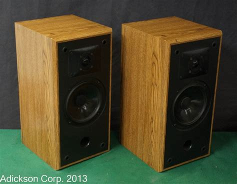 polk audio monitor series 2 bookshelf speakers
