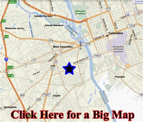 downtown columbia sc map teapot chinese restaurant columbia cayce