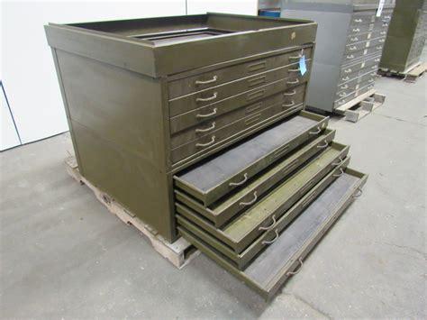 Blueprint Flat File Cabinet by Hamilton 10 Drawer Architect Blueprint Flat Files File