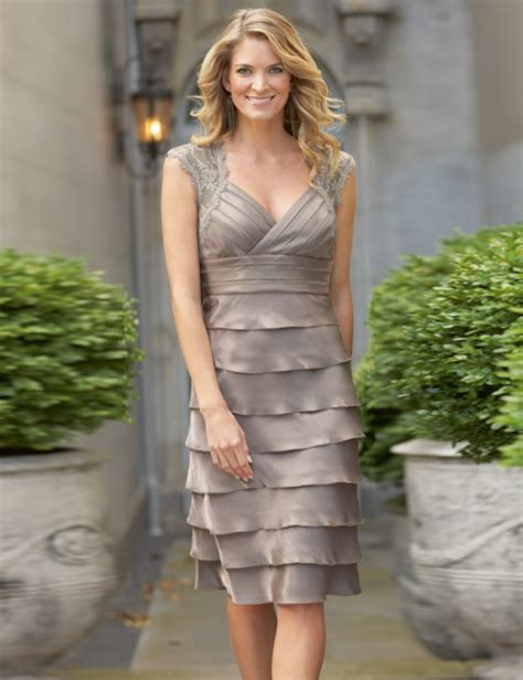 what 45 year old women wear to beavh short casual wedding dresses for mature brides styles of