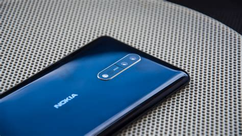 nokia 8 review on with nokia s top tier flagship