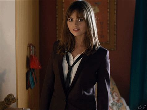 jenna coleman doctor who clara oswald hottest woman 9 29 15 jenna coleman doctor who king