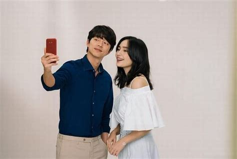 gong yoo film dan acara tv tatjana saphira kaget gong yoo bisa bahasa indonesia dan