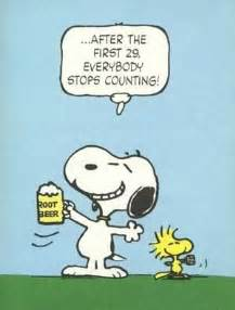 Cheers To Peanuts by Snoopy Happy Birthday And Birthdays On