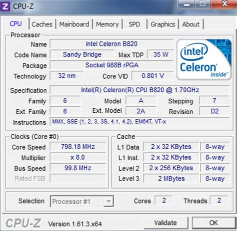intel celeron b820 review tech on budget