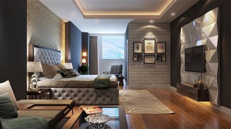 Cool Bedrooms | 21 cool bedrooms for clean and simple design inspiration