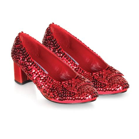 wizard of oz slippers dorothy slippers red sequin wizard of oz shoes 5 6 8 10 ebay