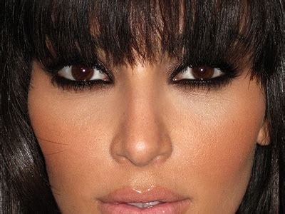 kim kardashian smokey eyes part 3 apllying eyeshadow bosso beverly hills makeup blogkim kardashian smokey eye