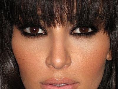 kim kardashian smokey eyes part 3 apllying eyeshadow bosso beverly hills makeup blogkim kardashian smokey eye