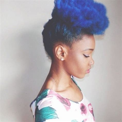 dye hair blue without 3 damage free ways to dye your curls curls understood