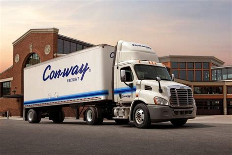 xpo logistics spends billions to acquire con way and the in its crown menlo the loadstar