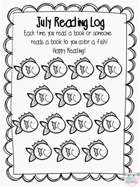 reading coloring pages kindergarten reading log coloring sheet preschool monthly grig3 org